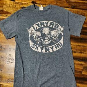 Lynyrd Skynyrd Motorcycle Club Tshirt - Small